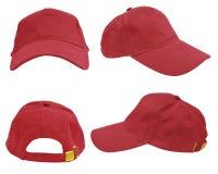 απομονωμένο καπέλο του μπέιζμπολ RAD στοκ εικόνες με δικαίωμα ελεύθερης χρήσης
