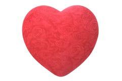 απομονωμένο καρδιά σύμβο&lambd Στοκ εικόνα με δικαίωμα ελεύθερης χρήσης