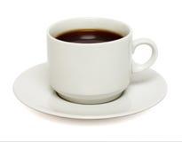 απομονωμένο καφές λευκό κουπών Στοκ Εικόνες