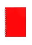 απομονωμένο κόκκινο σημε Στοκ φωτογραφίες με δικαίωμα ελεύθερης χρήσης