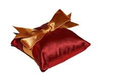απομονωμένο μαξιλάρι μον&omicron Στοκ Εικόνα