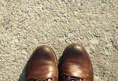 απομονωμένο μπότες λευκό Στοκ Εικόνα
