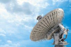 απομονωμένο δορυφορικό απεικόνιση διανυσματικό λευκό πιάτων στοκ φωτογραφίες