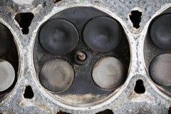 Απομονωμένο πρότυπο σακακιών μιας μηχανής οχημάτων Στοκ φωτογραφία με δικαίωμα ελεύθερης χρήσης