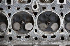 Απομονωμένο πρότυπο σακακιών μιας μηχανής οχημάτων Στοκ Εικόνα