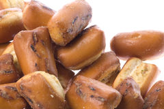 απομονωμένο σκόρδο πρόχει Στοκ φωτογραφίες με δικαίωμα ελεύθερης χρήσης