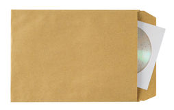 απομονωμένο ταχυδρομεί&omicr Στοκ Φωτογραφία