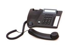 απομονωμένο τηλέφωνο γρα&ph Στοκ εικόνες με δικαίωμα ελεύθερης χρήσης