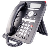 απομονωμένο τηλέφωνο Στοκ εικόνες με δικαίωμα ελεύθερης χρήσης