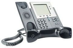 απομονωμένο τηλέφωνο Στοκ εικόνα με δικαίωμα ελεύθερης χρήσης