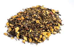 Απομονωμένο τσάι Στοκ εικόνα με δικαίωμα ελεύθερης χρήσης