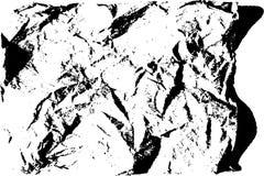Απομονωμένο υπόβαθρο σύστασης εγγράφου grunge Στοκ Φωτογραφία