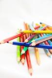 απομονωμένο χρώμα μολύβι Στοκ φωτογραφία με δικαίωμα ελεύθερης χρήσης