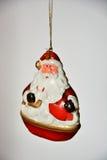 απομονωμένο Claus santa Στοκ φωτογραφία με δικαίωμα ελεύθερης χρήσης