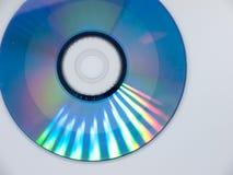 Απομονωμένο Compact-$l*Disk Στοκ Φωτογραφία