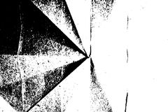 Απομονωμένο grunge υπόβαθρο σύστασης εγγράφου Στοκ Εικόνες