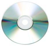 απομονωμένο ROM Cd dvd Στοκ Εικόνα