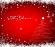 απομονωμένο snowflakes ανασκόπησης Χριστούγεννα λευκό Στοκ Φωτογραφίες