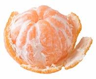 απομονωμένο tangerine στοκ φωτογραφίες με δικαίωμα ελεύθερης χρήσης