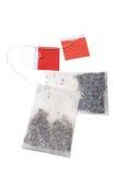 απομονωμένο teabags λευκό Στοκ εικόνες με δικαίωμα ελεύθερης χρήσης