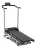 απομονωμένο treadmill Στοκ φωτογραφία με δικαίωμα ελεύθερης χρήσης