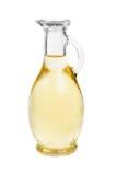 Απομόνωση μπουκαλιών ξιδιού στο άσπρο υπόβαθρο στοκ φωτογραφία με δικαίωμα ελεύθερης χρήσης