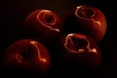 αποπλάνηση μήλων Στοκ εικόνα με δικαίωμα ελεύθερης χρήσης