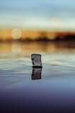 Αποπλάνηση γυαλιού θάλασσας Στοκ Φωτογραφίες
