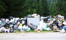απορρίματα Στοκ εικόνα με δικαίωμα ελεύθερης χρήσης