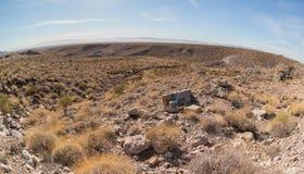 Απορρίμματα στην έρημο της Αριζόνα στοκ φωτογραφίες