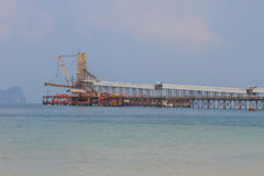 Απορροφώντας σκάφος άμμου στοκ εικόνα με δικαίωμα ελεύθερης χρήσης