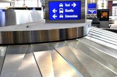 αποσκευές ιπποδρομίων Στοκ εικόνα με δικαίωμα ελεύθερης χρήσης
