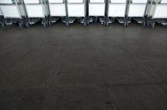 αποσκευές κάρρων Στοκ φωτογραφία με δικαίωμα ελεύθερης χρήσης