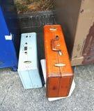 αποσκευές Στοκ εικόνα με δικαίωμα ελεύθερης χρήσης