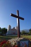 Αποστολή Santa Barbara, Καλιφόρνια Στοκ φωτογραφία με δικαίωμα ελεύθερης χρήσης