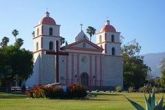 Αποστολή Santa Barbara, Καλιφόρνια Στοκ φωτογραφίες με δικαίωμα ελεύθερης χρήσης