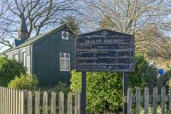 Αποστολή Halse, Brackley, UK Στοκ φωτογραφίες με δικαίωμα ελεύθερης χρήσης