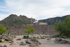αποστολή SAN του Javier στοκ εικόνες με δικαίωμα ελεύθερης χρήσης