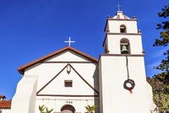 Αποστολή SAN Buenaventura Ventura Καλιφόρνια στοκ φωτογραφία