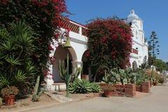 Αποστολή San Luis Rey στοκ εικόνες με δικαίωμα ελεύθερης χρήσης