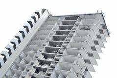 Αποσυναρμολογημένο κτήριο Στοκ Φωτογραφία