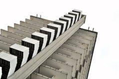 Αποσυναρμολογημένο κτήριο Στοκ Φωτογραφίες