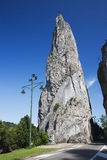 Αποσυνθέσεις βράχου Bayard rocher Στοκ Φωτογραφία