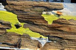 Αποσύνθεση και χρώμα Στοκ εικόνες με δικαίωμα ελεύθερης χρήσης