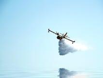 αποταμίευση ζωής αεροσκαφών Στοκ Φωτογραφίες