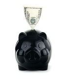 αποταμίευση χρημάτων έννοι& Στοκ φωτογραφία με δικαίωμα ελεύθερης χρήσης