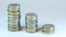 Αποταμίευση χρημάτων απόθεμα βίντεο