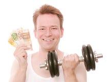 Αποταμίευση Workout Στοκ Εικόνες