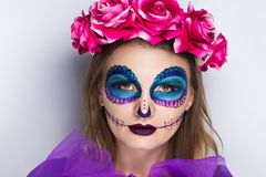 Αποτελέστε τη μεξικάνικη ημέρα στοκ φωτογραφία με δικαίωμα ελεύθερης χρήσης