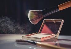 αποτελέστε τη σκόνη Στοκ εικόνες με δικαίωμα ελεύθερης χρήσης